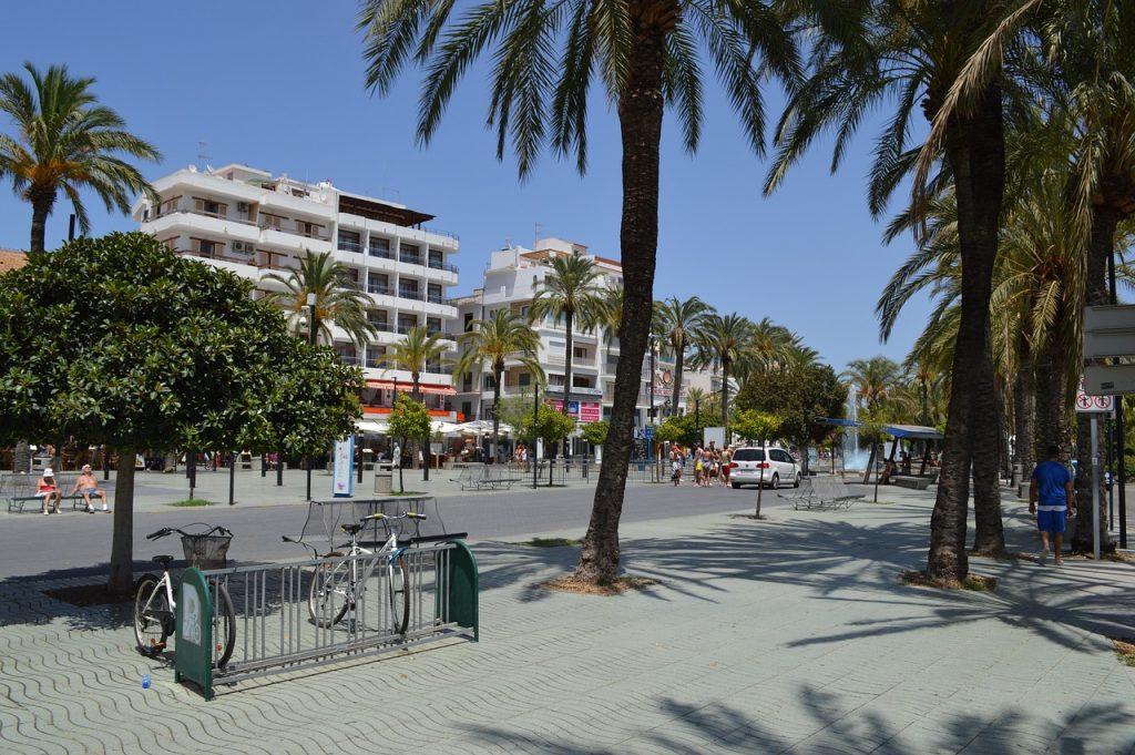San Antonio hotel - Vakantie Ibiza