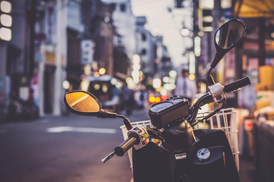 scooter ibiza