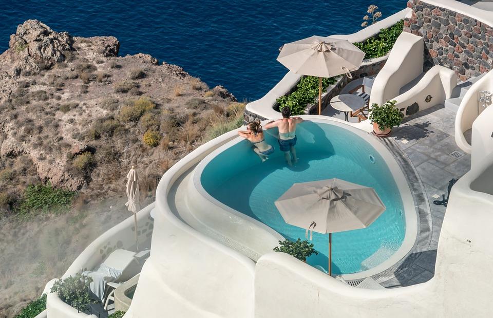 zwembad villa - vakantievilla Ibiza