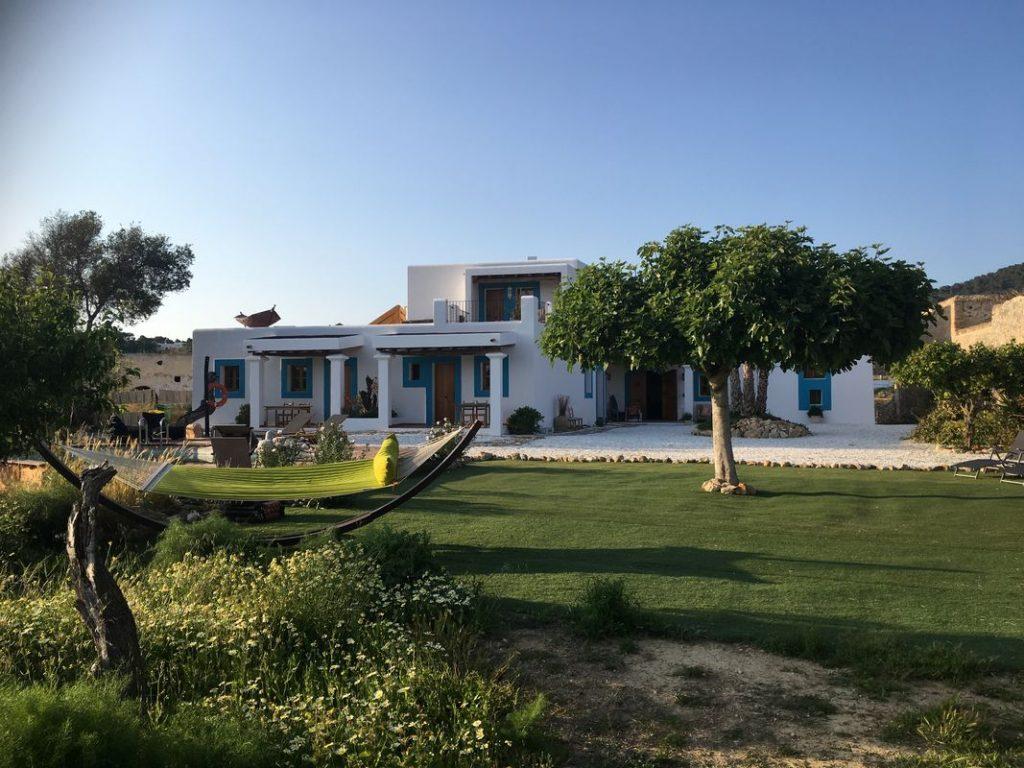Tuin Casa Carlito - Bed & Breakfast Ibiza