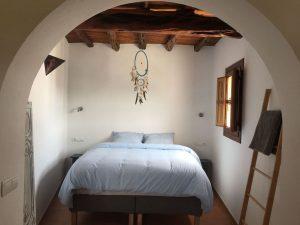 Slaapkamer Casa Carlito - Bed & Breakfast Ibiza